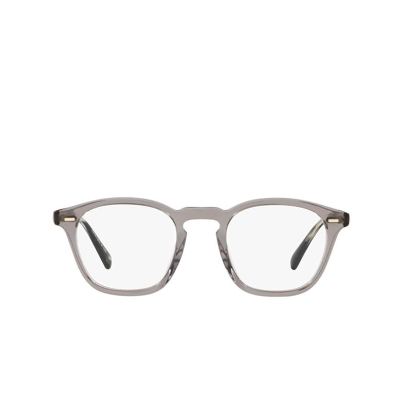 Oliver Peoples® Square Eyeglasses: Elerson OV5384U color Workman Grey 1484.