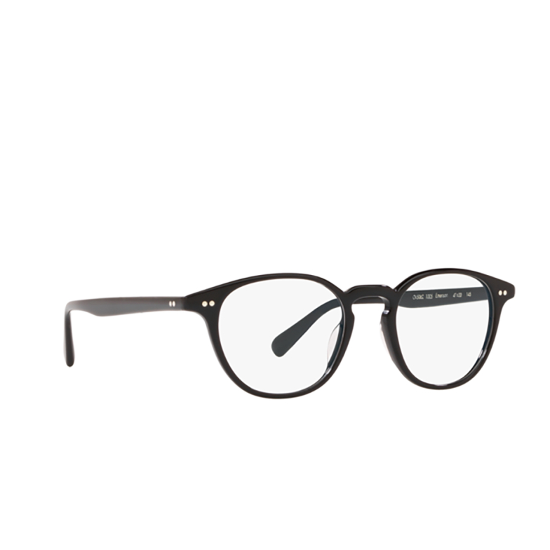 Oliver Peoples® Round Eyeglasses: Emerson OV5062 color 1005.