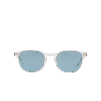 Oliver Peoples® Square Sunglasses: Fairmont Sun OV5219S color Crystal 110156.