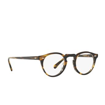 Oliver Peoples® Round Eyeglasses: Gregory Peck OV5186 color Cocobolo (coco) 1003.
