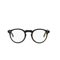 Oliver Peoples® Eyeglasses: Gregory Peck OV5186 color Black (bk) 1005.