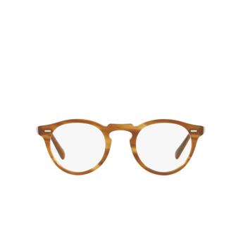 Oliver Peoples® Round Eyeglasses: Gregory Peck OV5186 color Raintree (rt) 1011.