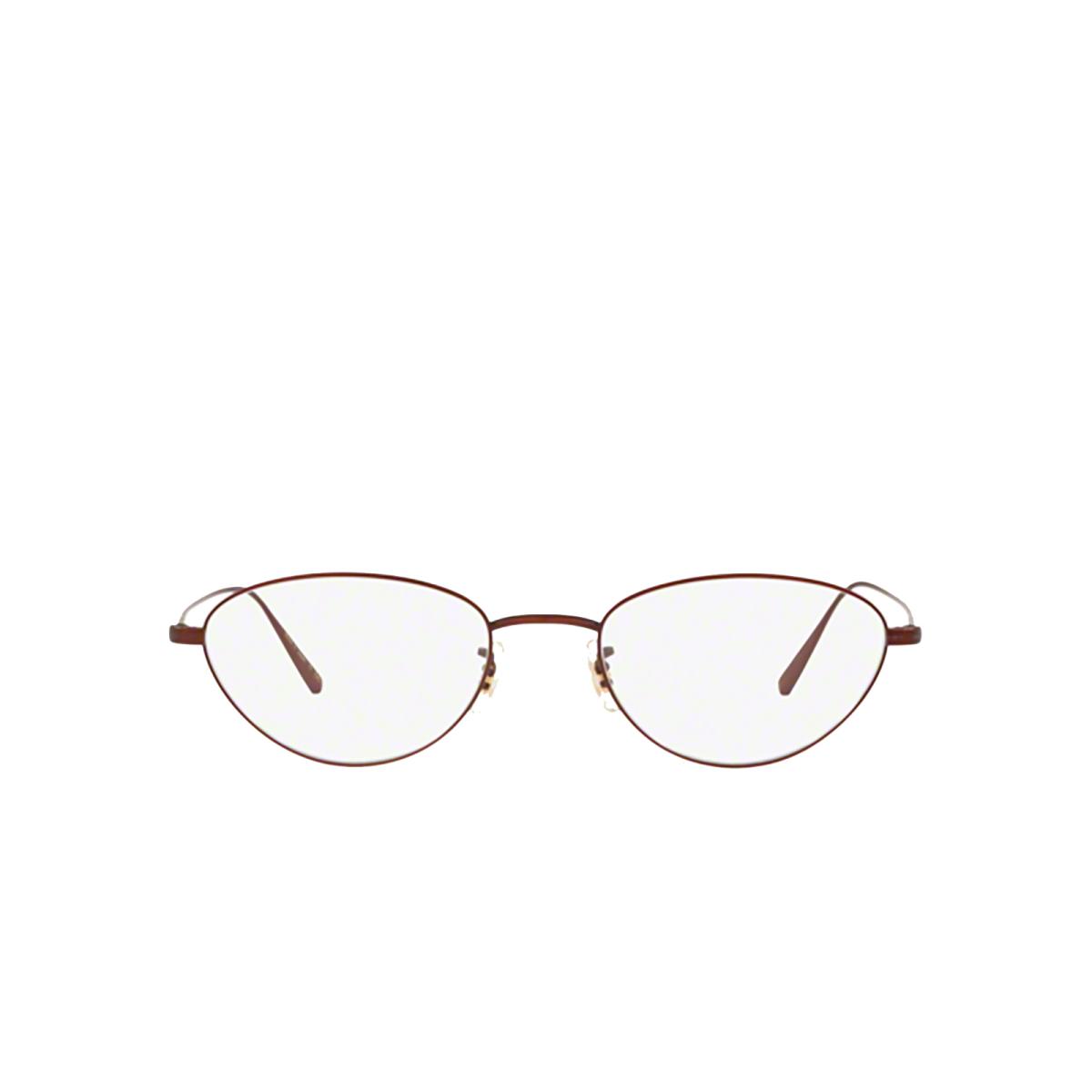 Oliver Peoples® Oval Eyeglasses: Jozette OV1247T color 5294 - front view.