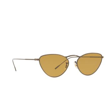 Oliver Peoples® Cat-eye Sunglasses: Lelaina OV1239S color 528453.