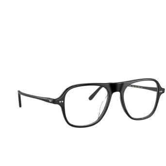 Oliver Peoples® Square Eyeglasses: Nilos OV5439U color Black 1005.