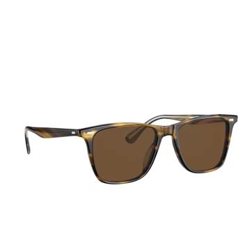 Oliver Peoples® Square Sunglasses: Ollis Sun OV5437SU color Cocobolo 100357.
