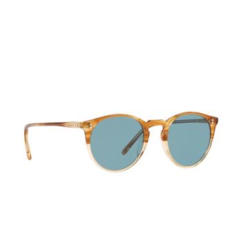 Oliver Peoples® Round Sunglasses: O'malley Sun OV5183S color 1674P1.