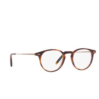 Oliver Peoples® Round Eyeglasses: Ryerson OV5362U color Dark Mahogany 1007.