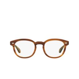 Oliver Peoples® Eyeglasses: Sheldrake OV5036 color Semi Matte Raintree 1579.