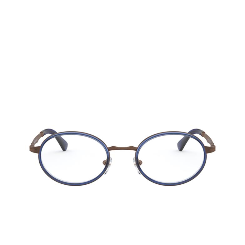 Persol® Oval Eyeglasses: PO2452V color Brown & Blue 1095.