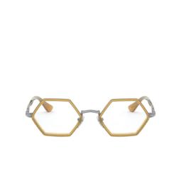 Persol® Eyeglasses: PO2472V color Gunmetal & Honey 1093.