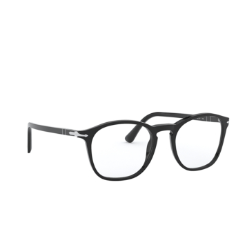 Persol® Square Eyeglasses: PO3007VM color Black 95.