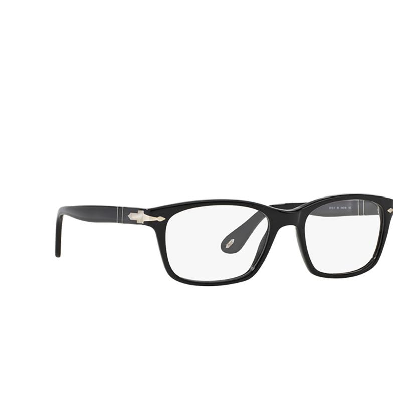 Persol® Square Eyeglasses: PO3012V color Black 95.