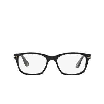 Persol® Square Eyeglasses: PO3012V color Black 95.
