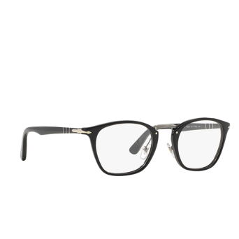 Persol® Square Eyeglasses: PO3109V color Black 95.