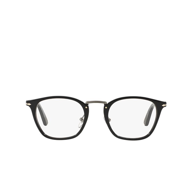 Persol® Square Eyeglasses: PO3109V color Black 95.