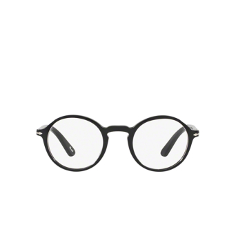 Persol® Round Eyeglasses: PO3141V color Black 95.