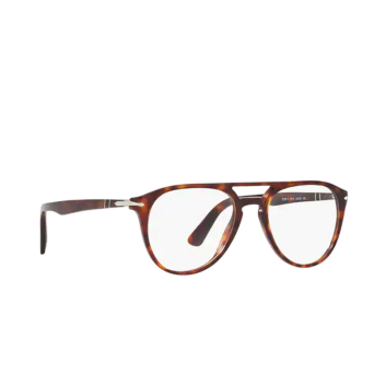 Persol® Aviator Eyeglasses: PO3160V color Havana 9015.