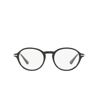 Persol® Round Eyeglasses: PO3180V color Black 95.