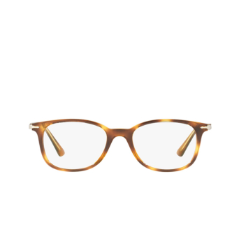 Persol® Rectangle Eyeglasses: PO3183V color Havana 1043.