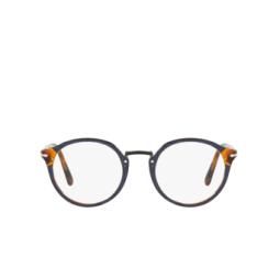 Persol® Eyeglasses: PO3185V color Blue Prince Of Wales & Havana 1090.