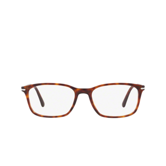 Persol® Square Eyeglasses: PO3189V color Havana 24.