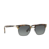 Persol® Square Sunglasses: PO3199S color Tortoise Brown Ice 107171 - product thumbnail 2/3.