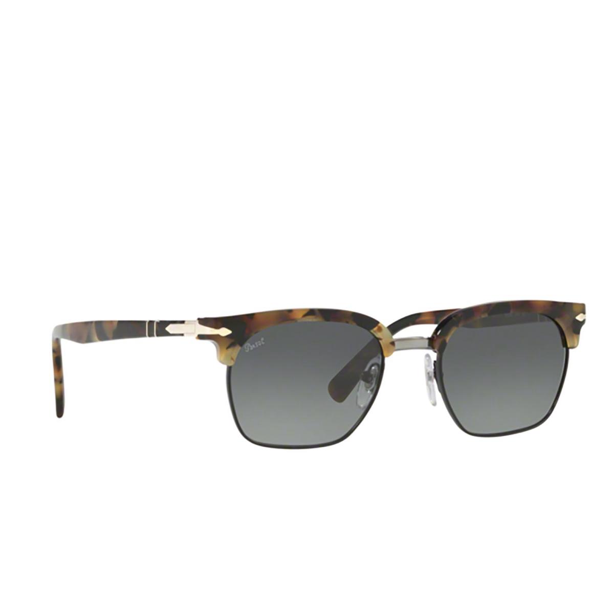 Persol® Square Sunglasses: PO3199S color Tortoise Brown Ice 107171 - 2/3.