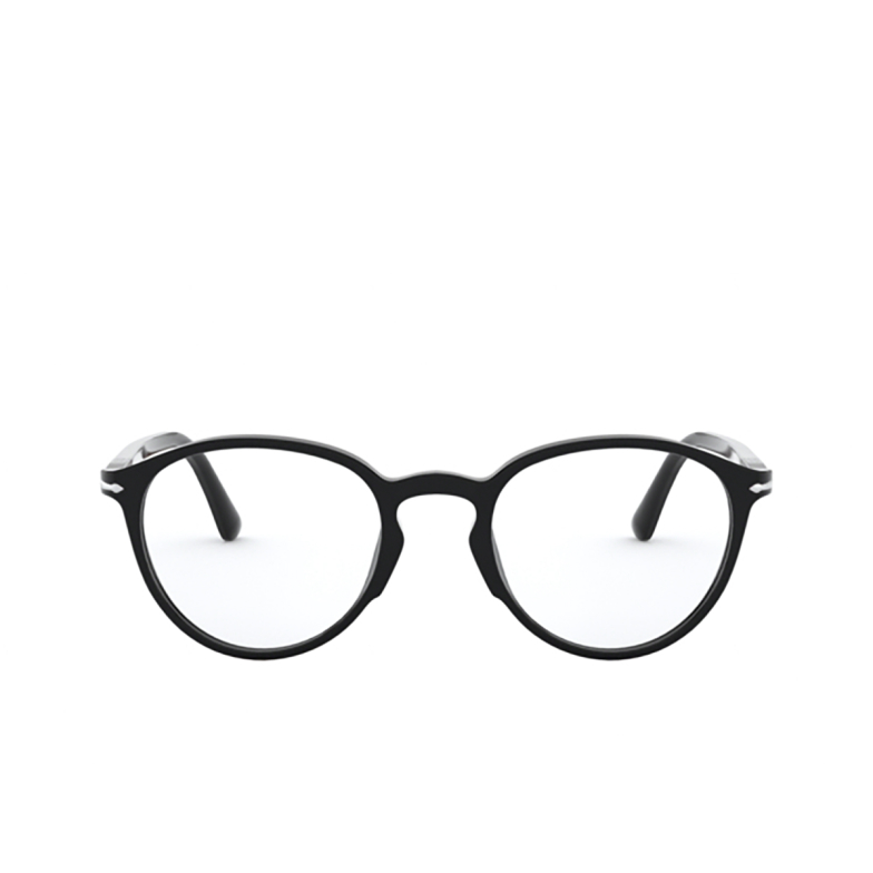Persol® Round Eyeglasses: PO3218V color Black 95.