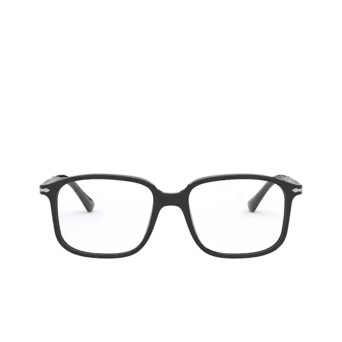 Persol® Rectangle Eyeglasses: PO3246V color Black 95.