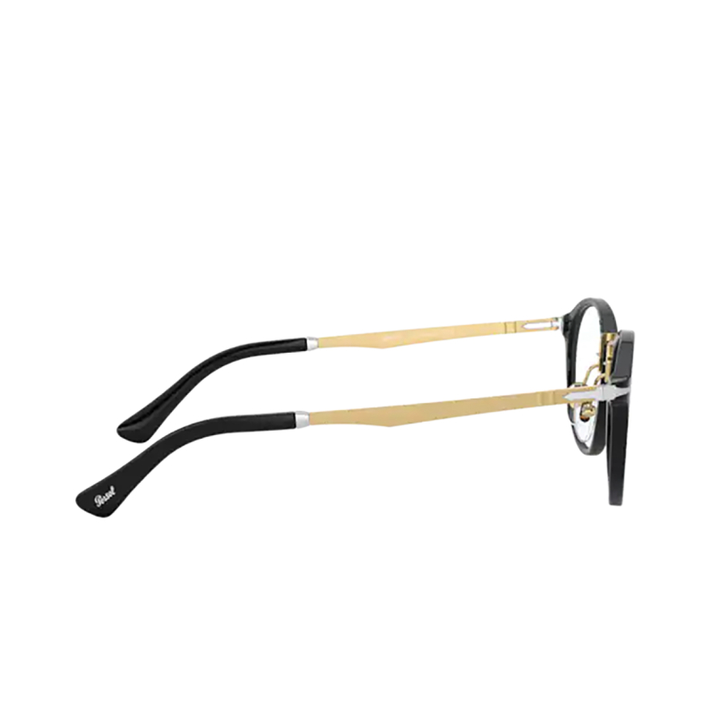 Persol® Round Eyeglasses: PO3248V color Black 95.