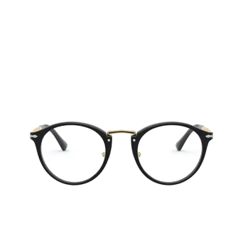 Persol® Round Eyeglasses: PO3248V color Black 95.