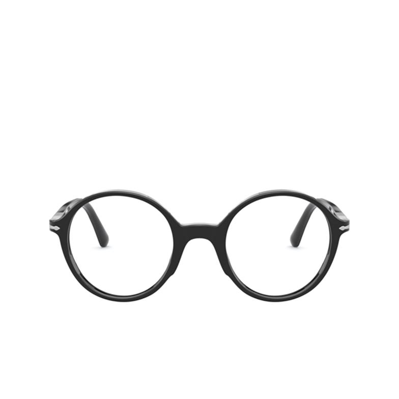 Persol® Round Eyeglasses: PO3249V color Black 95.
