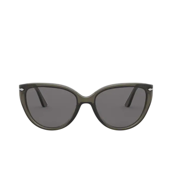 Persol® Butterfly Sunglasses: PO3251S color Opal Smoke 1103R5.