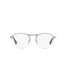 Persol® Eyeglasses: PO7092V color Matte Silver / Silver 1068.