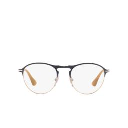 Persol® Eyeglasses: PO7092V color Matte Grey / Light Brown 1071.