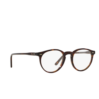Polo Ralph Lauren® Round Eyeglasses: PH2083 color Shiny Dark Havana 5003.