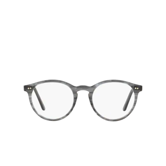 Polo Ralph Lauren® Round Eyeglasses: PH2083 color Shiny Striped Grey 5821.