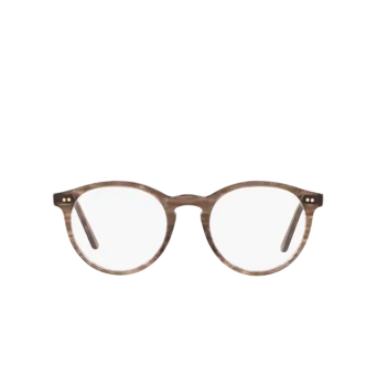 Polo Ralph Lauren® Round Eyeglasses: PH2083 color Shiny Striped Brown 5822.