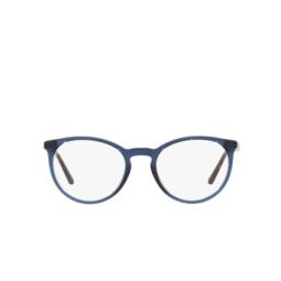 Polo Ralph Lauren® Eyeglasses: PH2193 color Shiny Transparent Blue 5276.