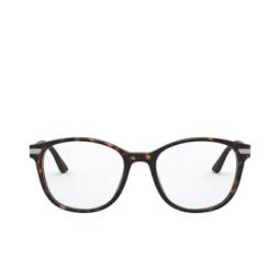 Prada® Eyeglasses: PR 02WV color Havana 01A1O1.