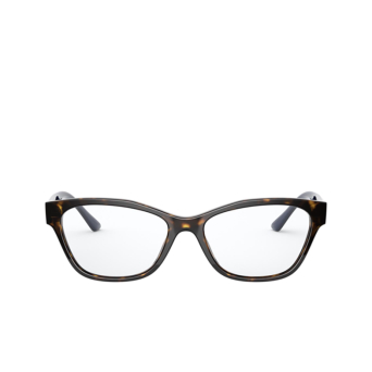 Prada® Cat-eye Eyeglasses: PR 03WV color Havana 2AU1O1.