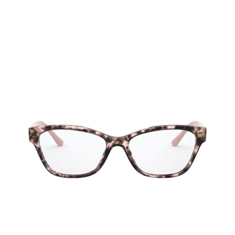 Prada® Cat-eye Eyeglasses: PR 03WV color Pink ROJ1O1.