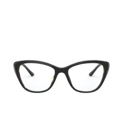 Prada® Eyeglasses: PR 04WV color Black / Medium Havana 3891O1.