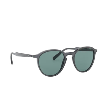 Prada® Round Sunglasses: PR 05XS color Grey 01G04D.