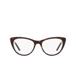 Prada® Eyeglasses: PR 05XV color Havana / Blue Chess 5121O1.