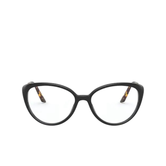 Prada® Cat-eye Eyeglasses: PR 06WV color Black 1AB1O1.
