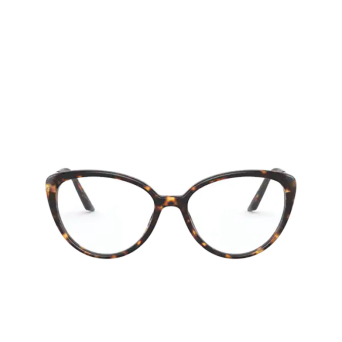 Prada® Cat-eye Eyeglasses: PR 06WV color Havana 2AU1O1.