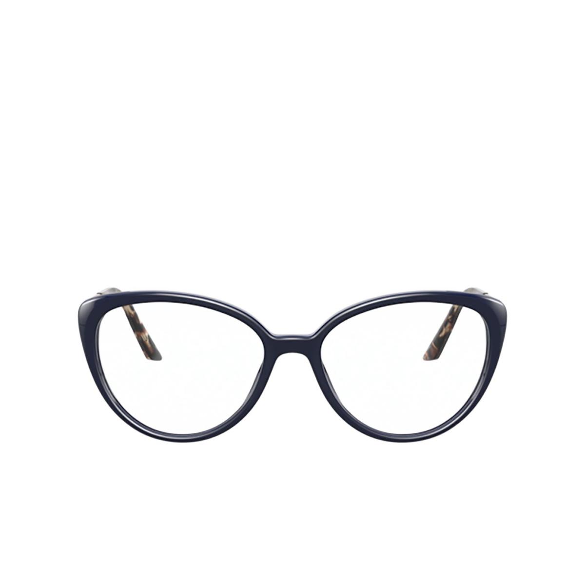Prada® Cat-eye Eyeglasses: PR 06WV color Baltic VY71O1.