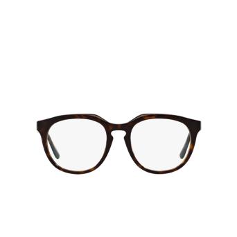 Prada® Square Eyeglasses: PR 13SV color 2AU1O1.